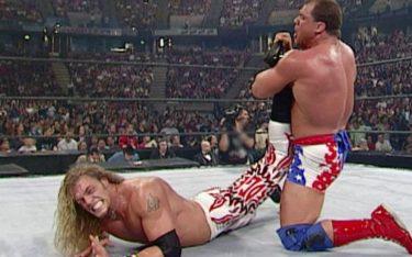 Edge remercie Kurt Angle de l'avoir aidé à atteindre le Main Event de la WWE