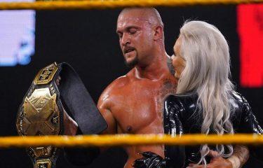 Grande mise à jour du statut de la WWE sur Karrion Kross