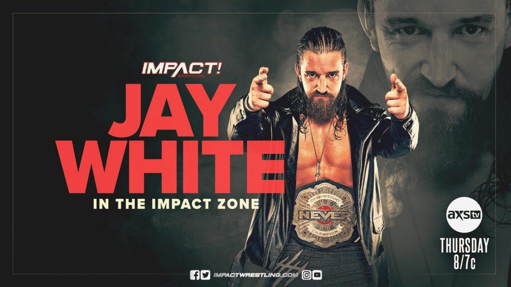 IMPACTER!  sur AXS TV Preview – 22 juillet 2021 – IMPACT Wrestling