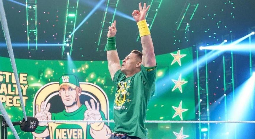 Jimmy Korderas sur le retour de John Cena à la WWE