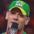 John Cena dit que les fans de la WWE lui ont dit que «tu es nul» l'ont aidé à le façonner en tant que personne
