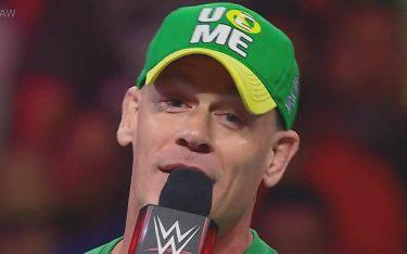 John Cena défie Roman Reigns pour le match SummerSlam sur WWE RAW