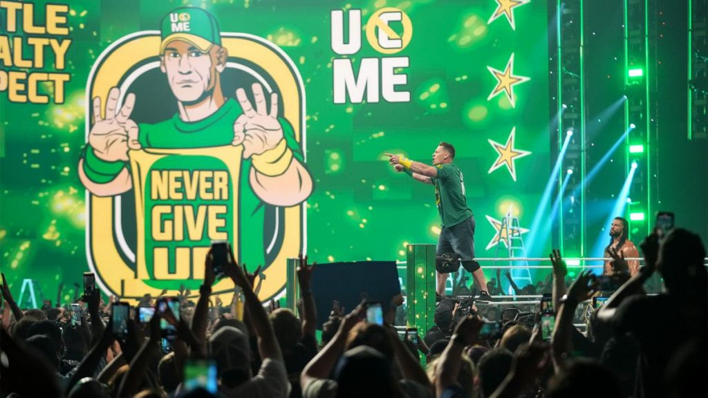 La WWE annonce le retour de John Cena à SmackDown et les matchs pour SmackDown à Rolling Loud