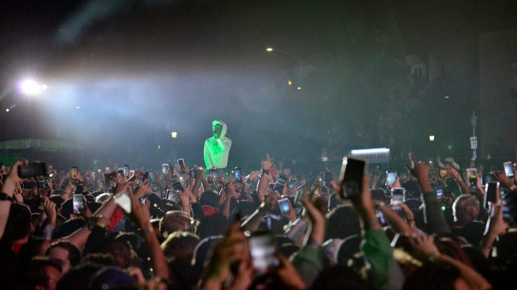 La WWE annonce un partenariat avec le Rolling Loud Music Festival à Miami