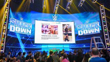 La WWE crée un site Web pour l'angle CorbinFundMe du baron Corbin