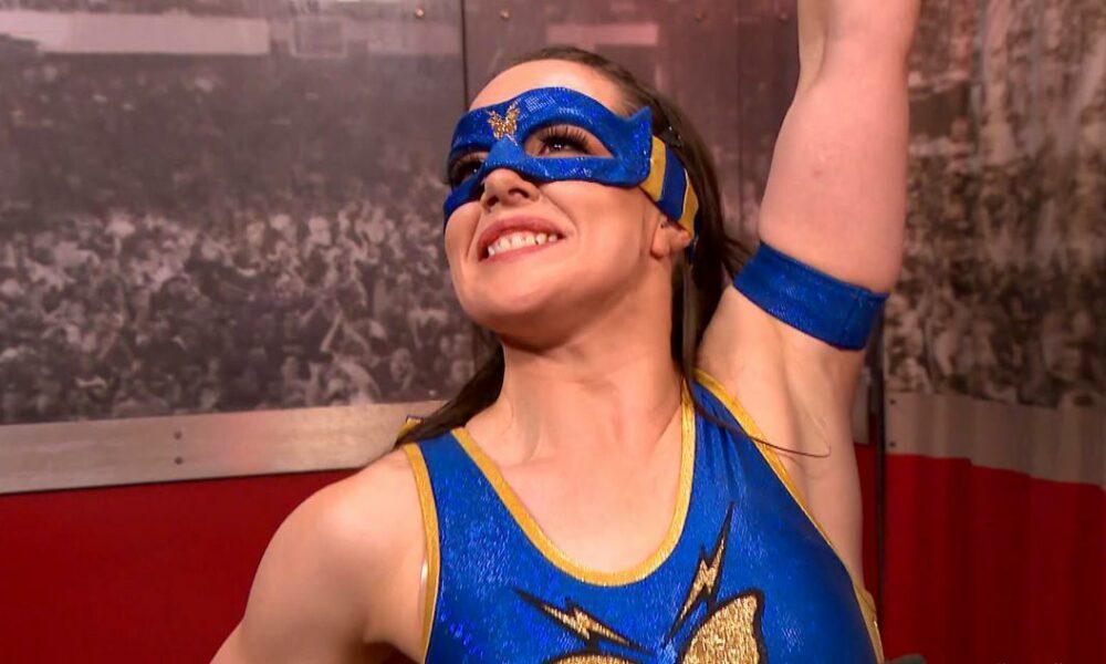 La WWE dépose plusieurs marques pour le gadget de super-héros de Nikki Cross