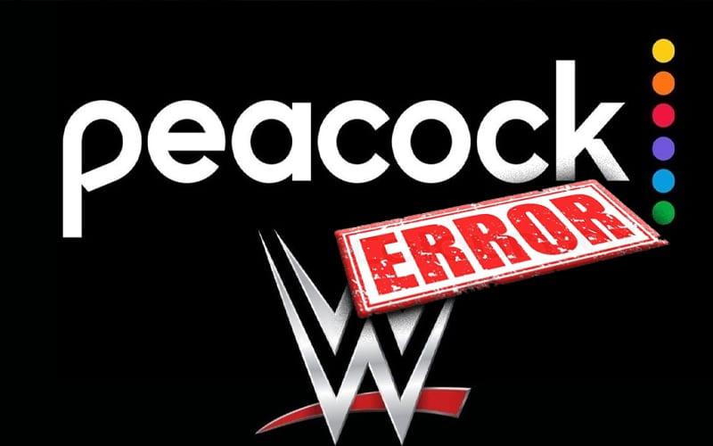 La WWE n'était pas au courant des problèmes de streaming pendant l'argent en banque