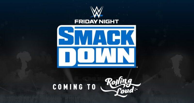 Le mur vidéo et la scène s'effondrent au Rolling Loud Festival avant les matchs de WWE SmackDown