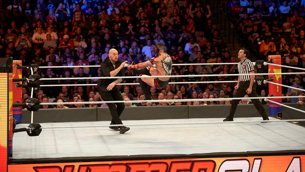 Les créateurs de TikTok seront les annonceurs du SummerSlam de la WWE – The Hollywood Reporter