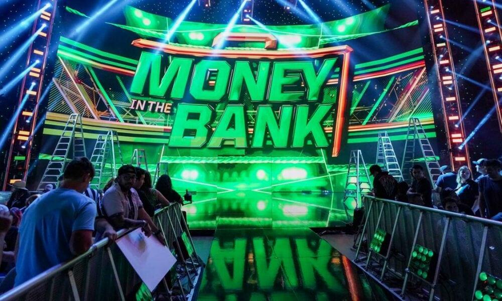 Liste des producteurs pour les matchs WWE Money in the Bank