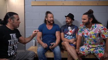 Matt Hardy plaisante sur la liste des 50 meilleures équipes de la WWE (récapitulatif BTE)