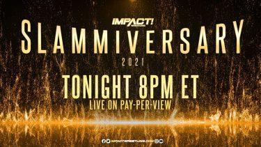 Notre monde change à nouveau au Slammiversary – IMPACT Wrestling