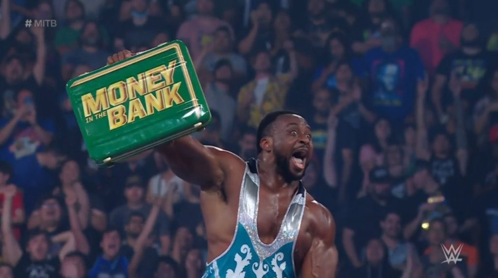 Réactions à la victoire de Big E à la WWE Money In The Bank