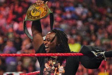Reginald remporte le titre WWE 24/7 à RAW