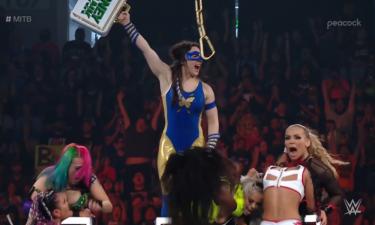 Résultats WWE Money In The Bank: Nikki ASH est le gagnant de la mallette MITB