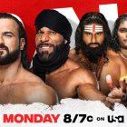 Résultats WWE RAW du 12 juillet 2021