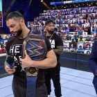 Roman Reigns gâche accidentellement l'annonce potentielle du match WWE Money in the Bank