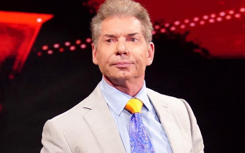 Vince McMahon est ouvert aux idées du plan B à la WWE