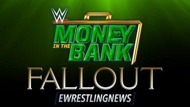 WWE Money in the Bank 2021 Fallout et questions-réponses du lundi matin