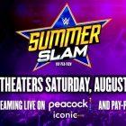 WWE SummerSlam sera projeté dans les salles pour la première fois