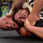 Karrion Kross joue avec Samoa Joe, assoiffé de vengeance