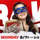 Résultats WWE RAW du 26 juillet 2021