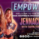 Hell on Heels ajouté au tournoi NWA Empowerrr;  Jennacide rejoint la Women's Invitational Cup