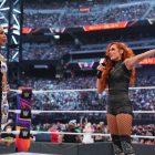 Bianca Belair commente la défaite choquante de SummerSlam contre Becky Lynch