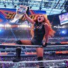 [Report] Détails des coulisses sur les plans initiaux de la WWE pour Becky Lynch à SummerSlam