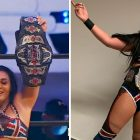 Deonna Purrazzo d'IMPACT remporte le championnat Queen of Queens à Triplemania XXIX