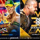 Fallout de SummerSlam 2021, NXT TakeOver 36 et questions-réponses du lundi matin