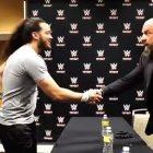 L'ancien joueur de football universitaire de Macalester s'est offert une chance à la WWE
