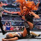 Réaction dans les coulisses de la défaite de Bianca Belair contre Becky Lynch au WWE SummerSlam