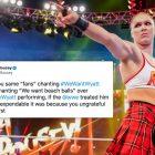 Réagir à la communauté B/R contre le Tweet de la WWE de Ronda Rousey et les foules de lutte |  Rapport du blanchisseur