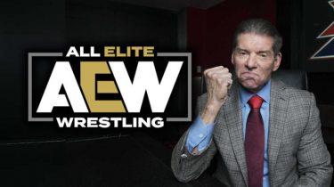 Un autre rapport sur la WWE aurait poussé des histoires anti-AEW aux médias grand public