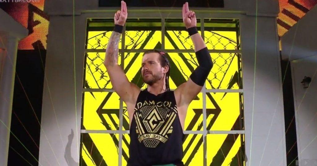 Un rapport de la WWE indique que la réunion d'Adam Cole de NXT avec Vince McMahon à SmackDown