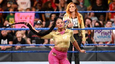 WWE SmackDown Audience finale et note pour le retour de Becky Lynch et SummerSlam Fallout