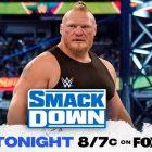 Couverture et résultats en direct de SmackDown - 10 septembre 2021