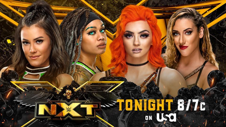 Message de discussion NXT: 14.09.21 - Diva Dirt