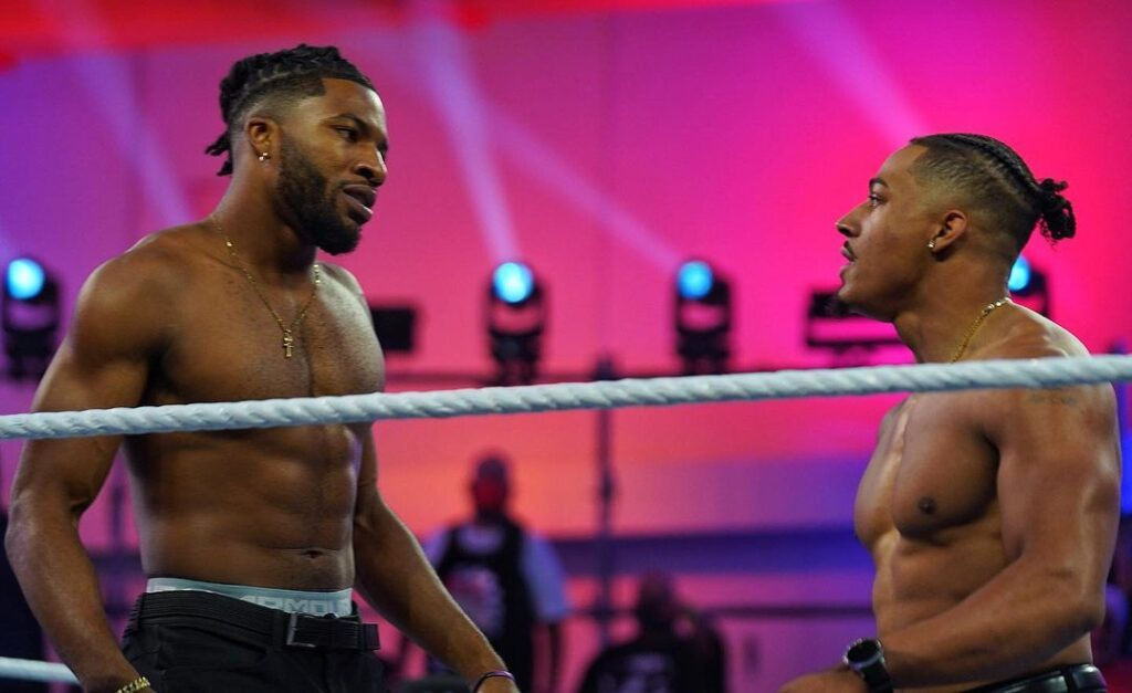 Carmelo Hayes, nouveau partenaire de WWE NXT 2.0 révélé
