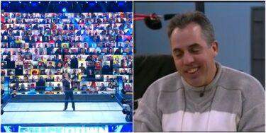 L'équipe de production de la WWE est à la fois la meilleure et la pire chose à propos de la société