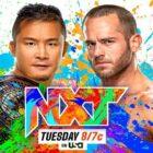 Couverture et résultats NXT Live - 21 septembre 2021