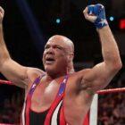 Le baron Corbin a été surpris d'avoir battu Kurt Angle à la WWE