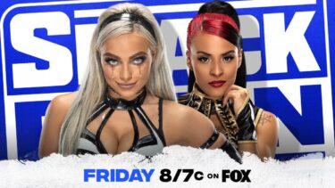 Message de discussion de SmackDown: 24.09.21 - Diva Dirt
