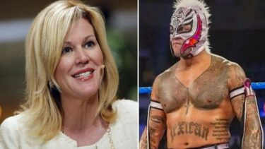 JBL's wife Meredith Ann Whitney is a big fan of Rey Mysterio
