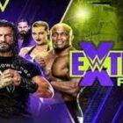 Couverture et résultats en direct d'Extreme Rules 2021