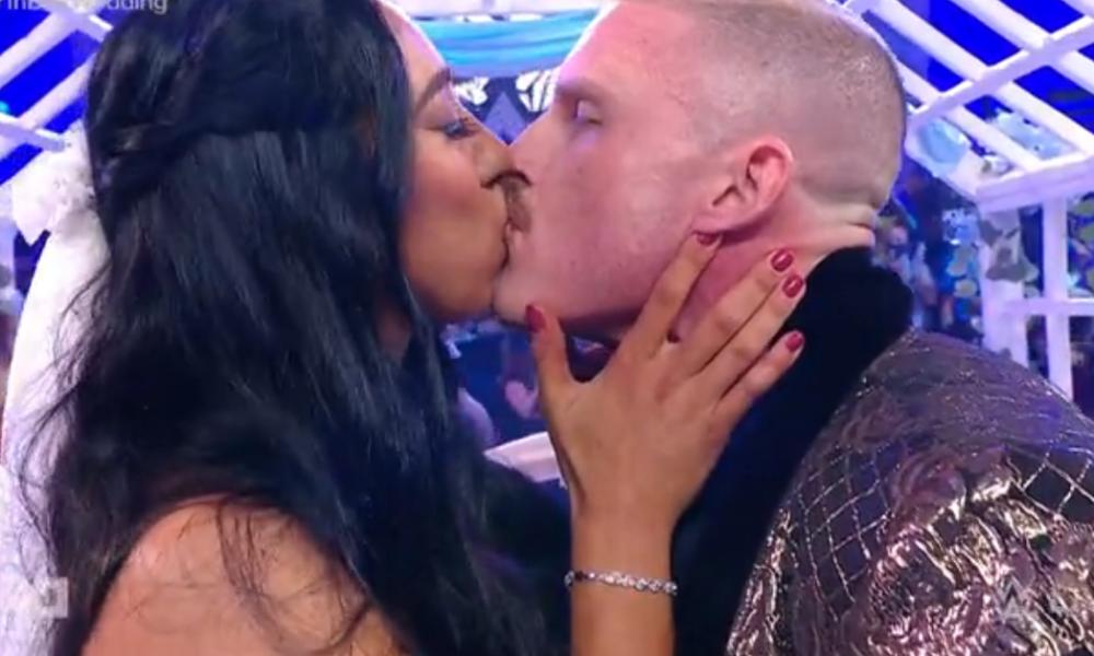 Dexter Lumis s'exprime pour la première fois, InDex se marie sur WWE NXT 2.0