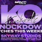 IMPACT Wrestling ramène Knockouts Knockdown, avec des matchs prévus pour ce week-end à Nashville, Tennessee – IMPACT Wrestling