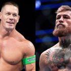 """""""Il est ce que nous faisons"""" - John Cena dit qu'il veut voir Conor McGregor à la WWE"""