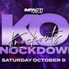 Impact Knockouts Knockdown de retour, l'ancienne star de la WWE NXT fera ses débuts, le retour de Christy Hemme